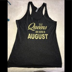 August Tank Top